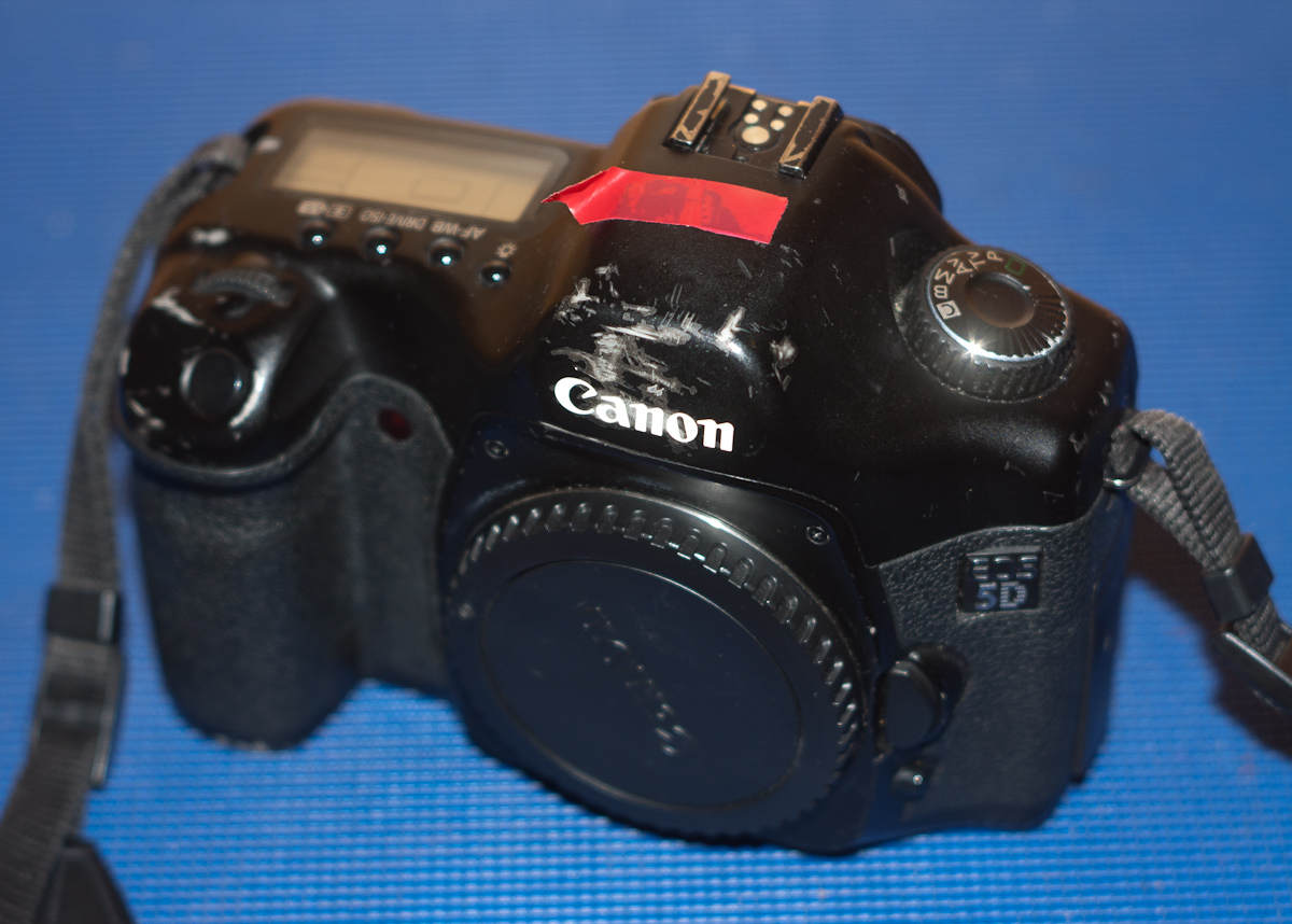 Markus Keinath Canon Eos 5d Mirror Replacement How To Replace A Blown Fuse