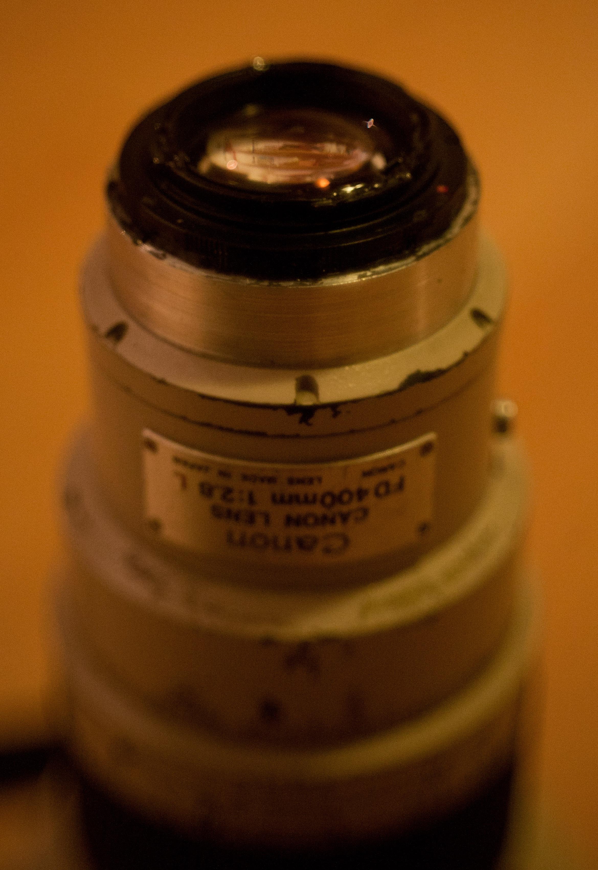 Markus Keinath - Super Fast Tele Photo Lens - Focal Reducer