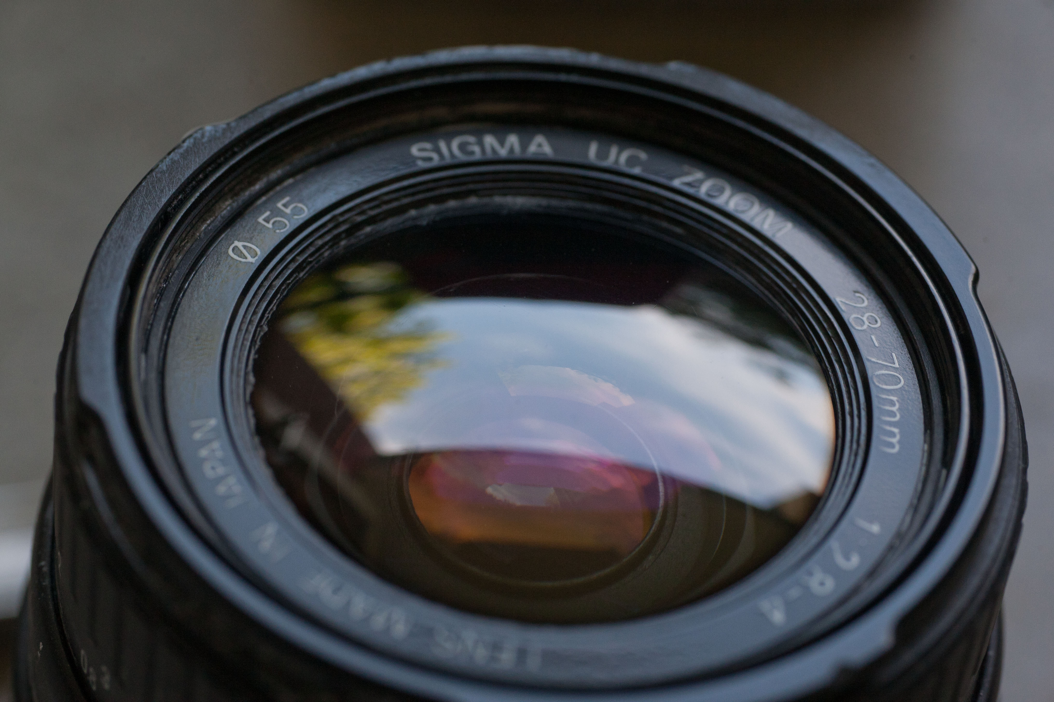 Removing Scratches From Sunglasses  markus keinath photo lens scratch repair